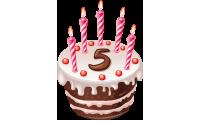 5 лет фирме поздравление 15